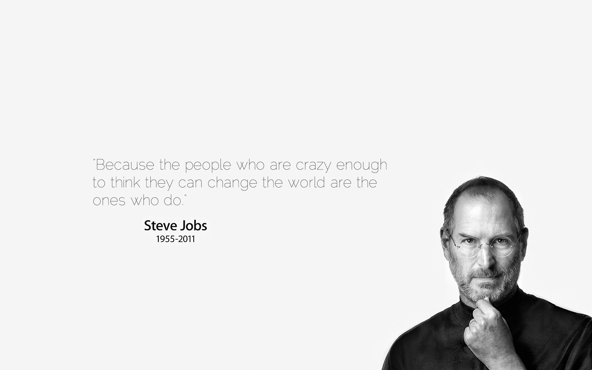 Steve Jobs Quotes Your Time Is Limited Wallpaper 10 Quotes That Will Make You Believe In Yourself Again