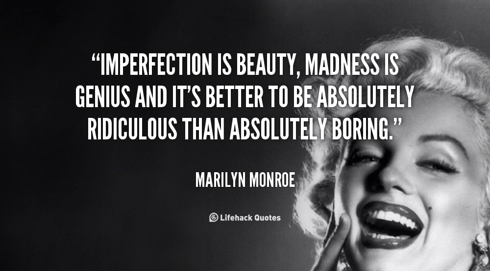 Conor Mcgregor Quote Wallpaper Imperfection Is Beauty Madness Is Genius