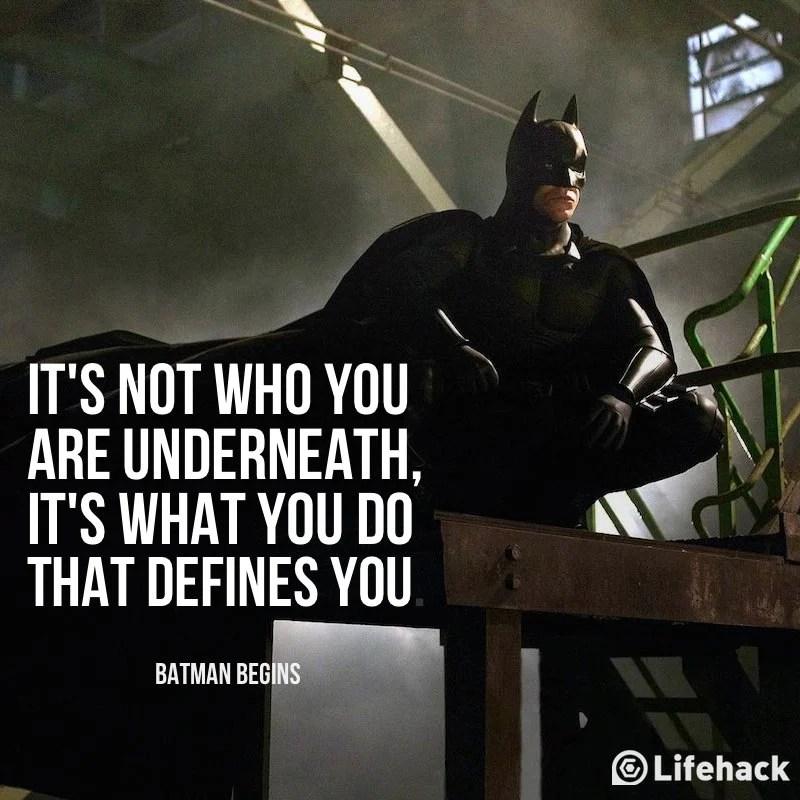 Batman Why Do We Fall Wallpaper Batman Movie Quotes Quotesgram