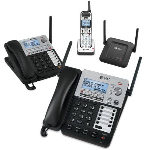 ATT Office Telephone Systems 4 and 8 Lines ATT® Telephone Store