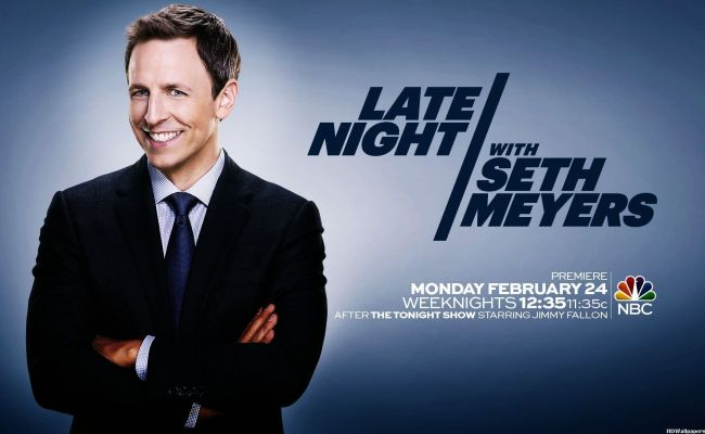 Late Night With Seth Meyers Production Listing Backstage