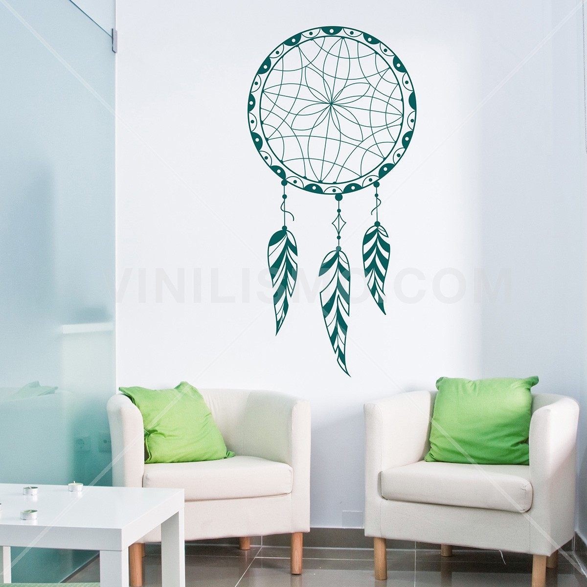 Vinilo Decorativo Pared Vinilo Decorativo Dreamcatcher