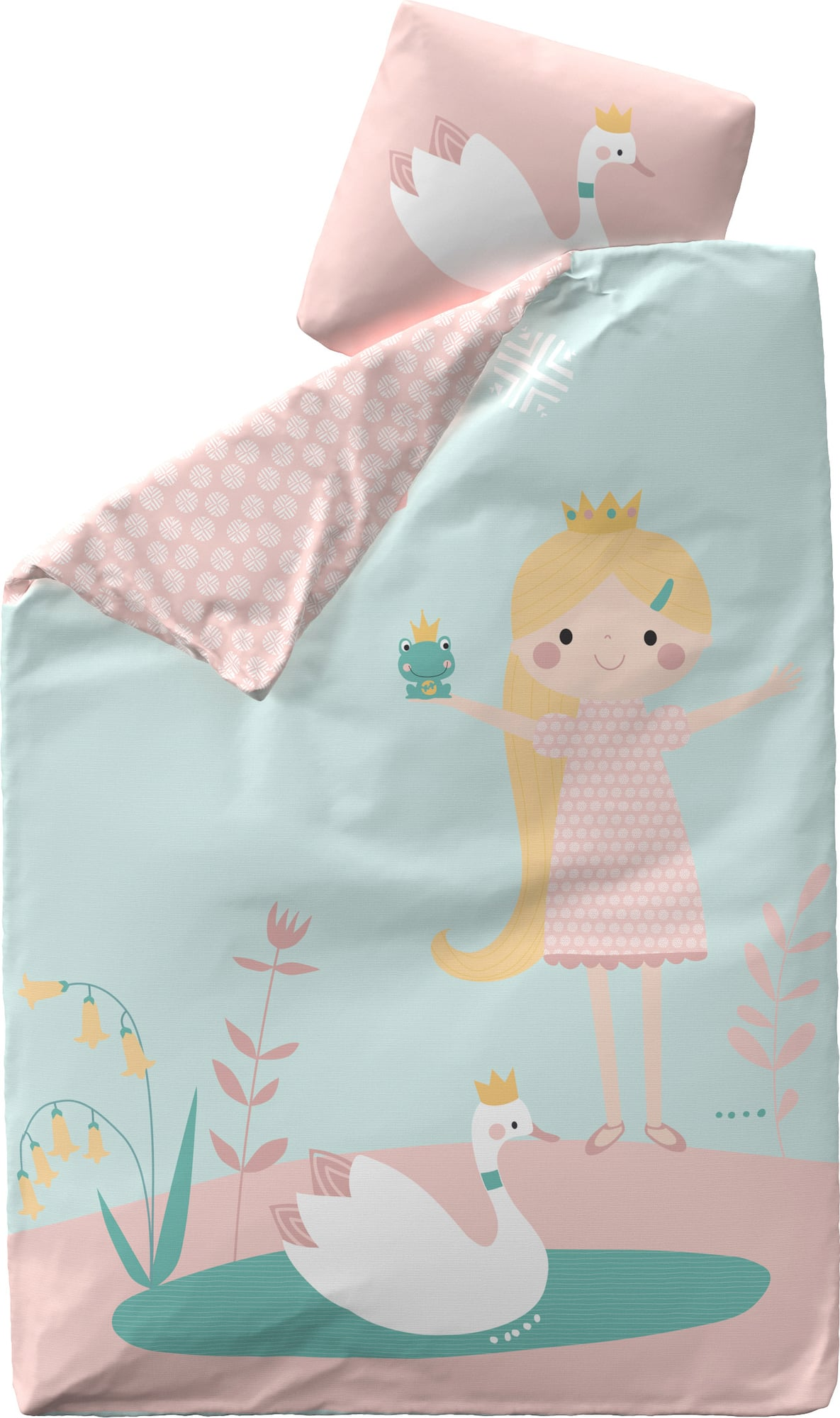 Flexa Bettwäsche-Set Kleine Prinzessin - Interismo Onlineshop