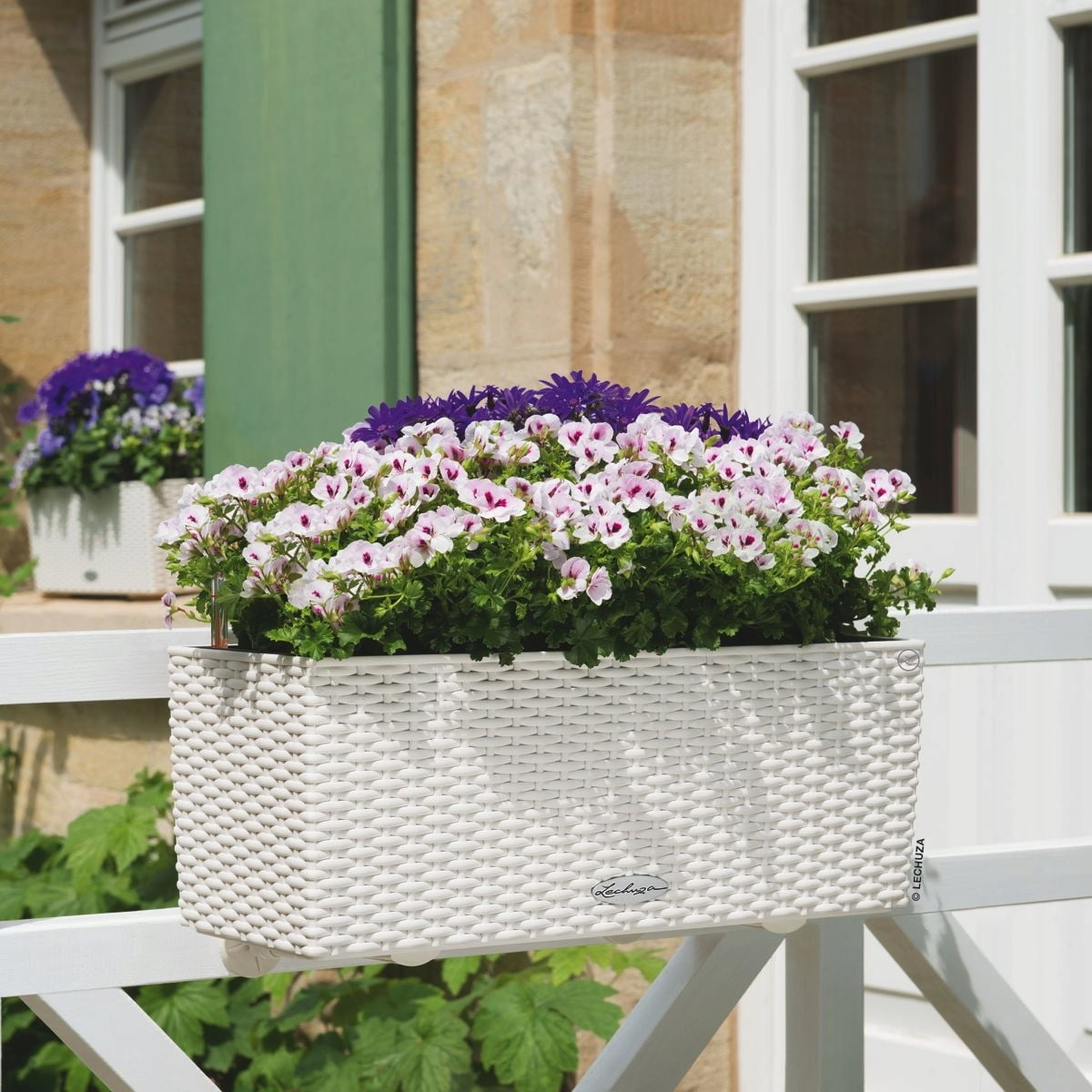 Lechuza Shop Lechuza Balconera Cottage Planter 50