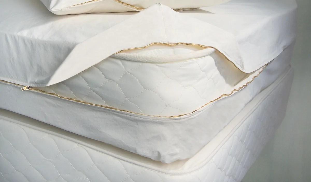 Omi Organic Mattress Barrier Cover