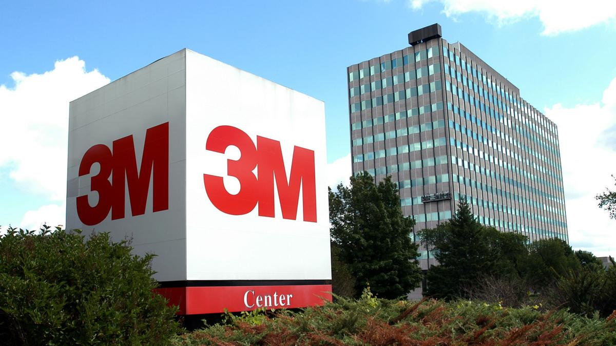 3m 3m Company Mmm Stock Shares Drop As Q2 Profit Revenue Beat
