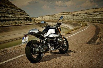 Alain Spira - BMW R Nine T, un roadster d'anniversaire