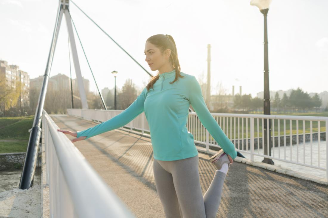 Exercises to strengthen the upper thighs