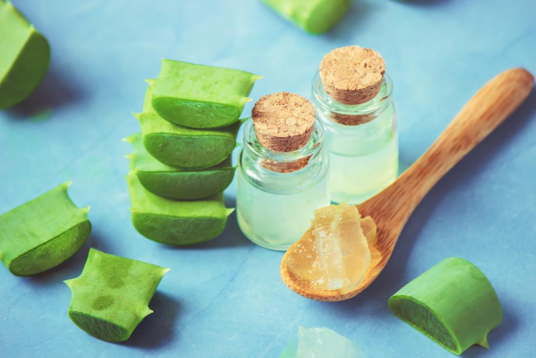 aloe vera pulp might help with diabetes
