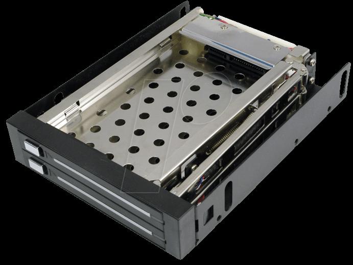 Logilink Mr0006 2x 635 Cm 2x 25quot Sata Hdd Mobile Rack