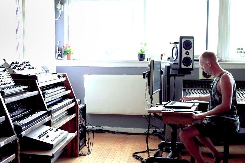 Nick Hook Collaborator In Chief Ableton - studio profi küchenmaschine
