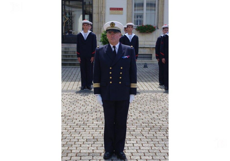 capitaine de vaisseau cv lettre