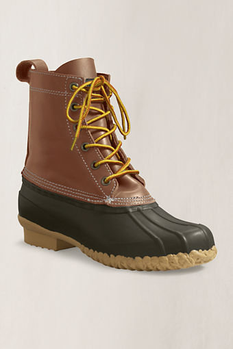 Women39s Duck Boots From Lands39 End From Land39s End Want For