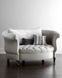Haute House Harlow Cuddle Chair from Horchow | b a c h l e ...