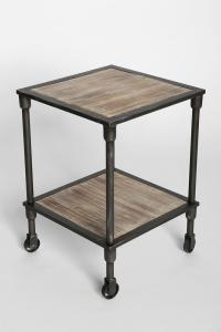 4040 Locust Heritage Rolling Side Table - from Urban ...