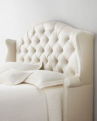 My 3 Monsters: The Tufted Headboard Tutorial{for People ...