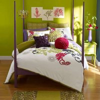 Hayley Mini Comforter Set from Bed Bath & Beyond | For My New