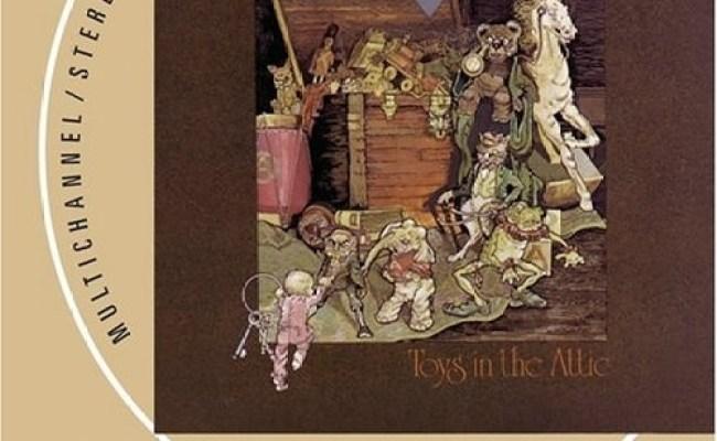 Toys In The Attic Sacd Aerosmith Release Info Allmusic
