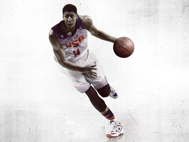 Spain Wallpaper Iphone Nike Unveils Usa Basketball Uniforms For 2014 Fiba World