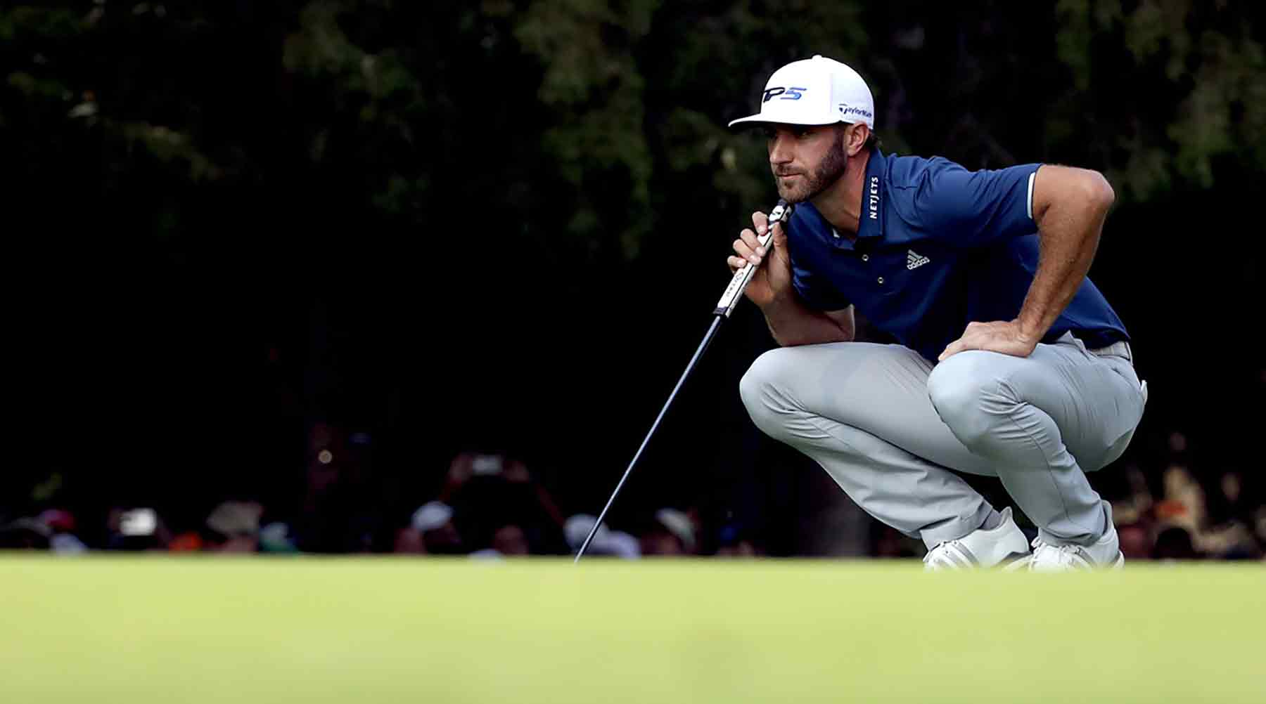 Bad Set Champ Was Dustin Johnson 39s Putting Really Record Setting Bad At