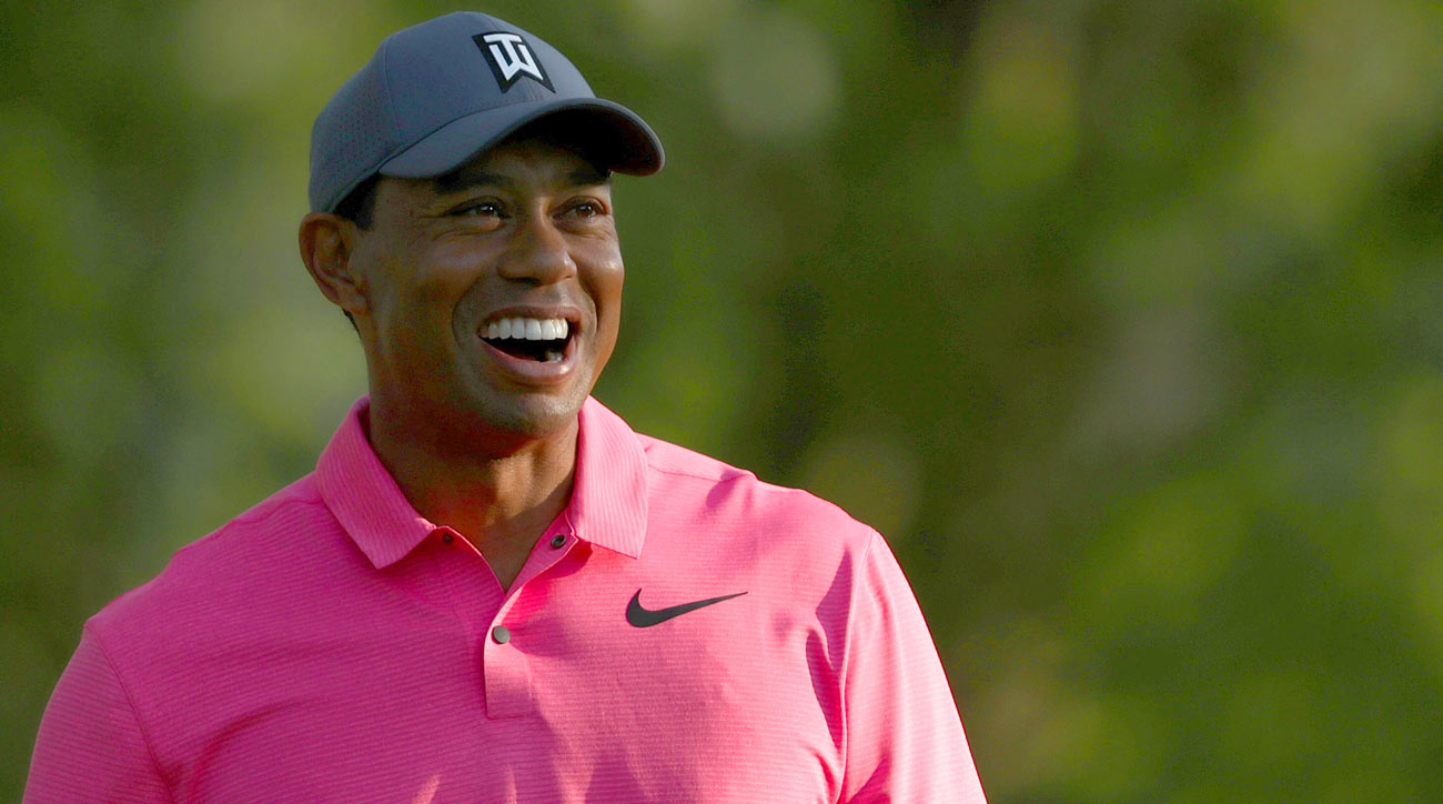 is tiger woods playing in the wells fargo championship 2018