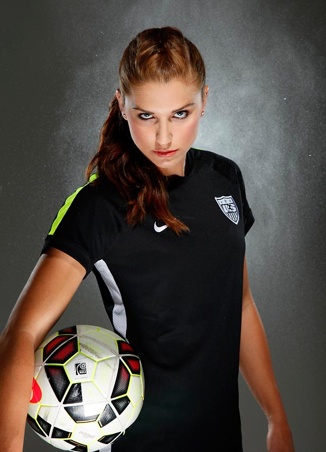 Decent Wallpapers For Girls Alex Morgan Inside Uswnt Forward S Metoric Rise To The