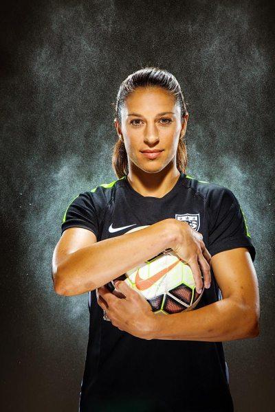 U.S. Women's World Cup team: Midfielder Carli Lloyd | SI.com