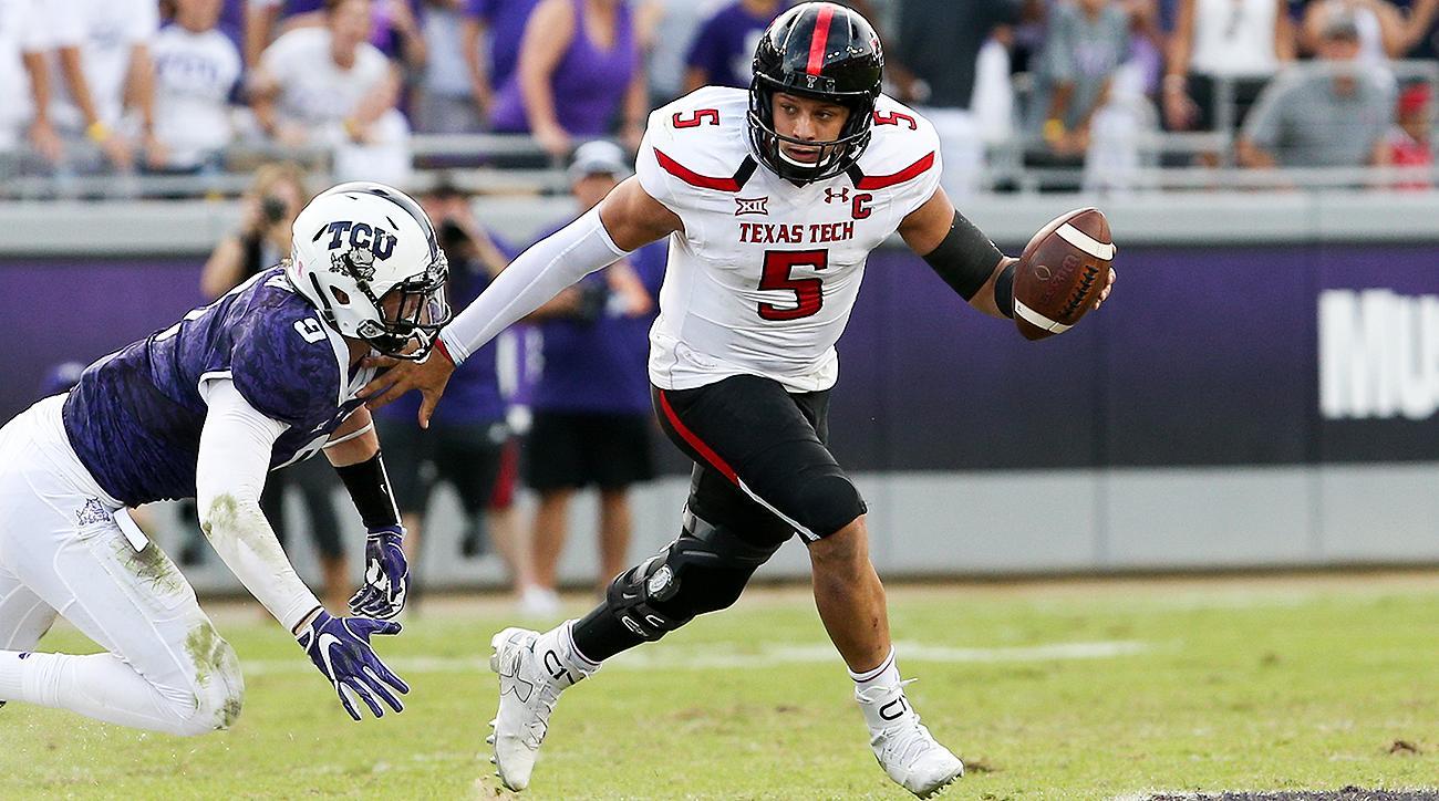 Patrick Mahomes: NFL draft scouting report for Texas Tech QB | SI.com