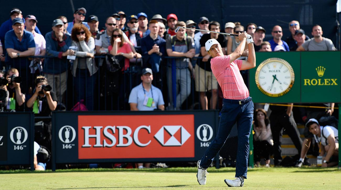 tee off times for british open tomorrow