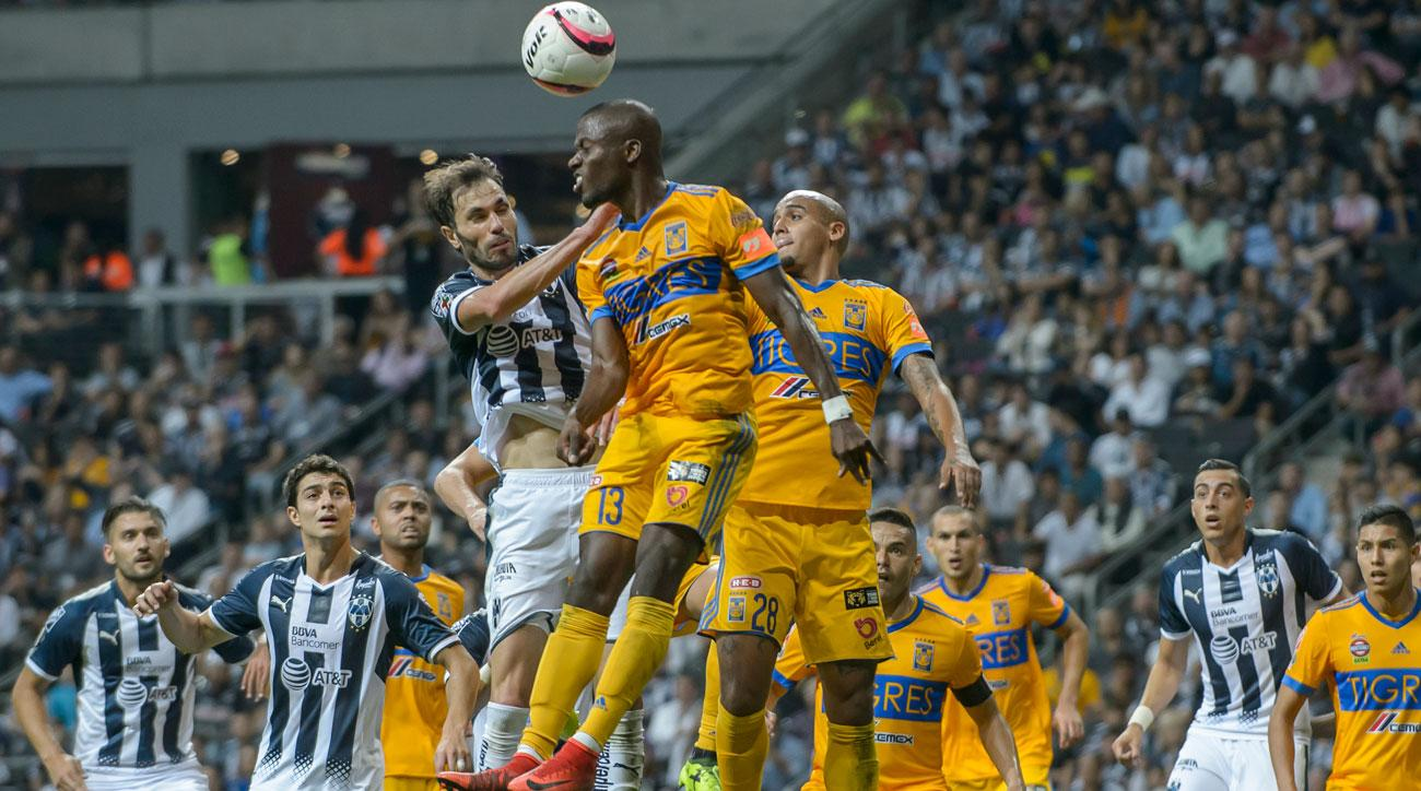 Tigres Monterrey Vs Tigres Rivals Meet In Deserving Liga Mx Final Si