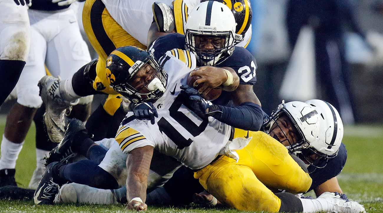 Penn State Football Penn State Vs Iowa Final Score Nittany Lions Slide By Hawkeyes