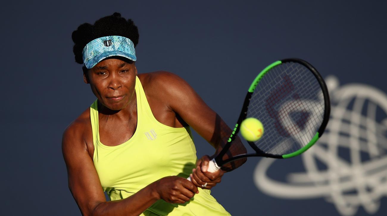 Venus Williams Reaches Settlement Over Fatal Car Crash Si
