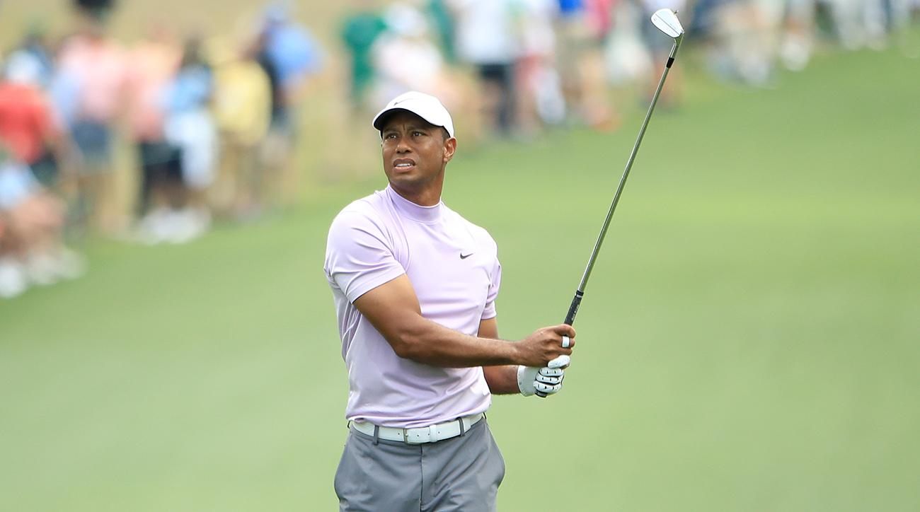 tiger woods live score tracker