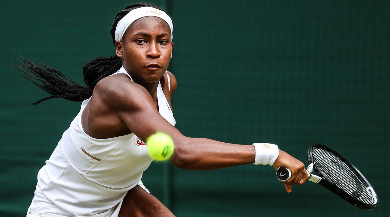 Coco Gauff S Wimbledon Loss Still Draws Praise On Social