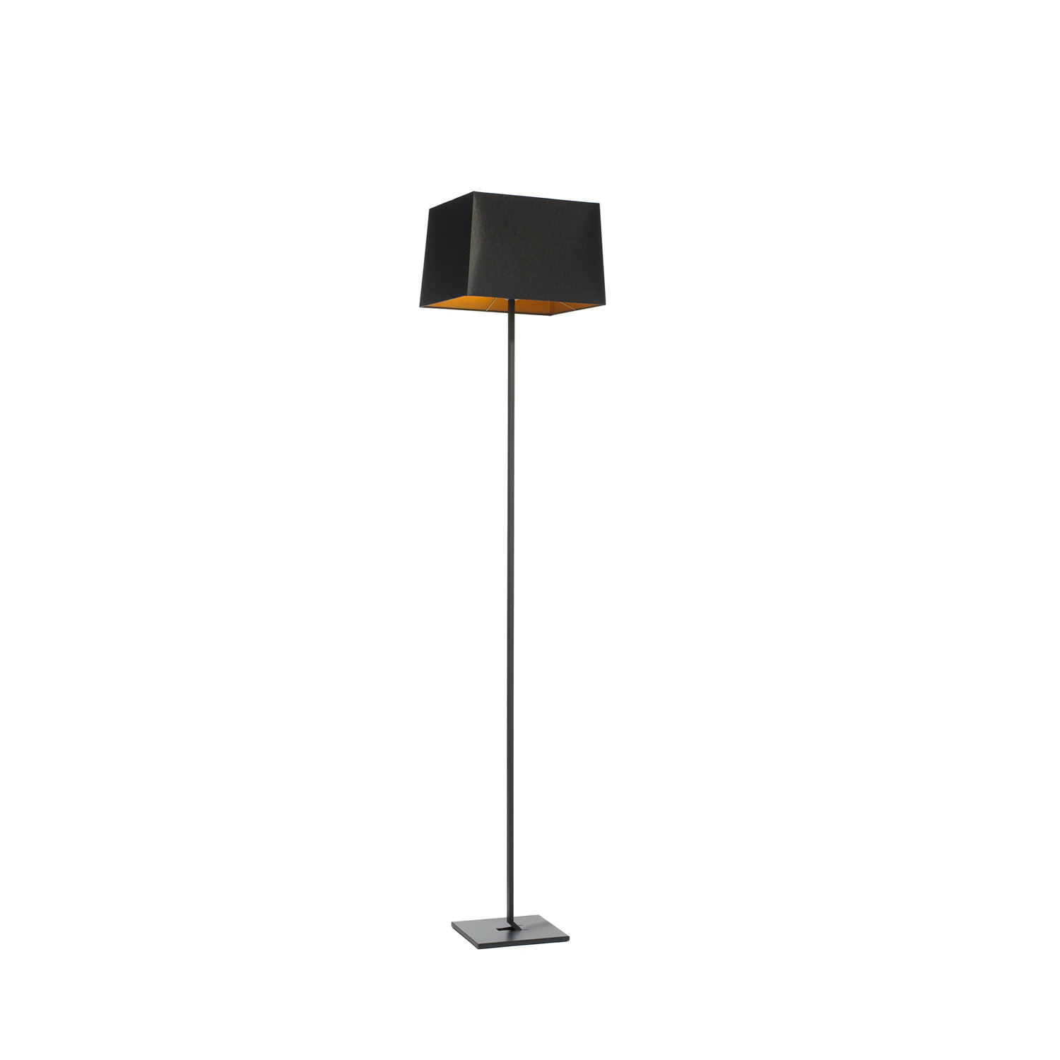 Gold Floor Reading Lamp Memory Reading Floor Lamp Black Gold Airo Lektor Memory