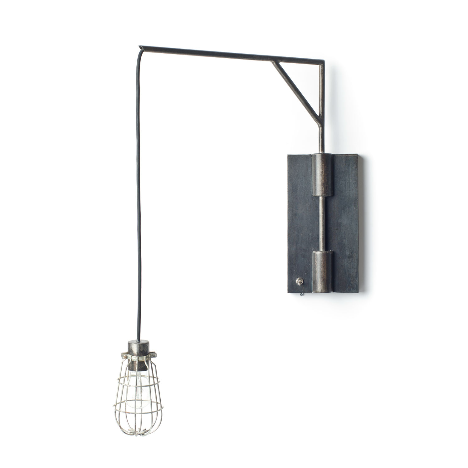 Industrial Swing Arm Lighting Swing Arm Wall Sconce Project Sunday Touch Of Modern