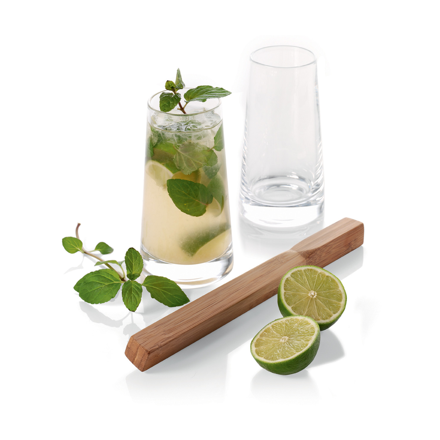 Mojito Glas Ego Together Glass Collection Award Winning Danish Design