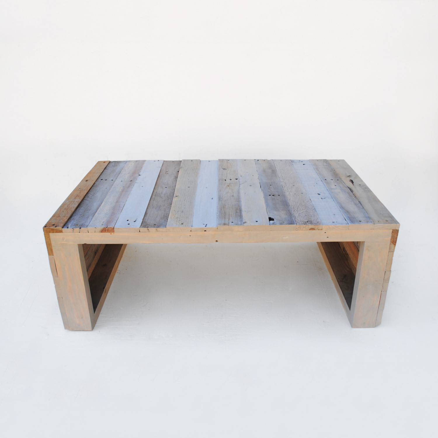 Grey Modern Coffee Table Modern Grey Pallet Coffee Table Raka Mod Touch Of Modern
