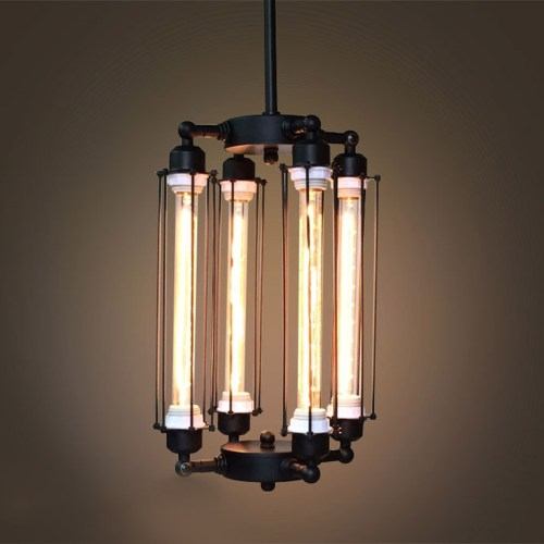 Medium Of Edison Bulb Chandelier