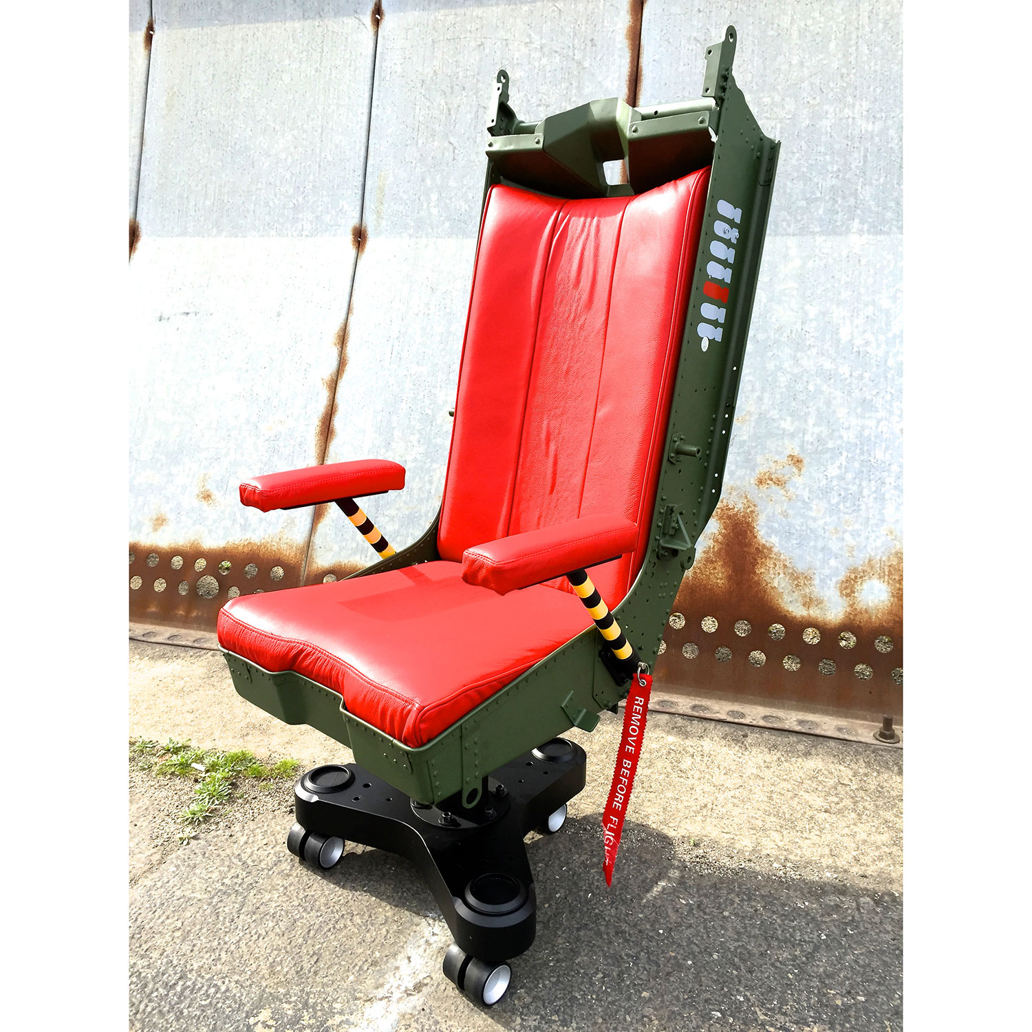B 52 Ejection Seat Office Chair Air to Ground Design Touch Of