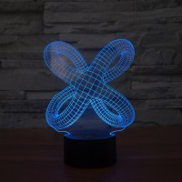 SMFX - 3D Illusion Table Lamps - Touch of Modern