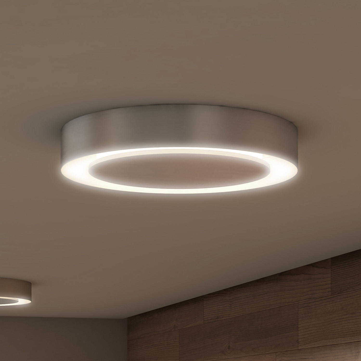 Lutron Lighting Tech Support Talitha // Circular Ceiling Fixture - Vonn - Touch Of Modern