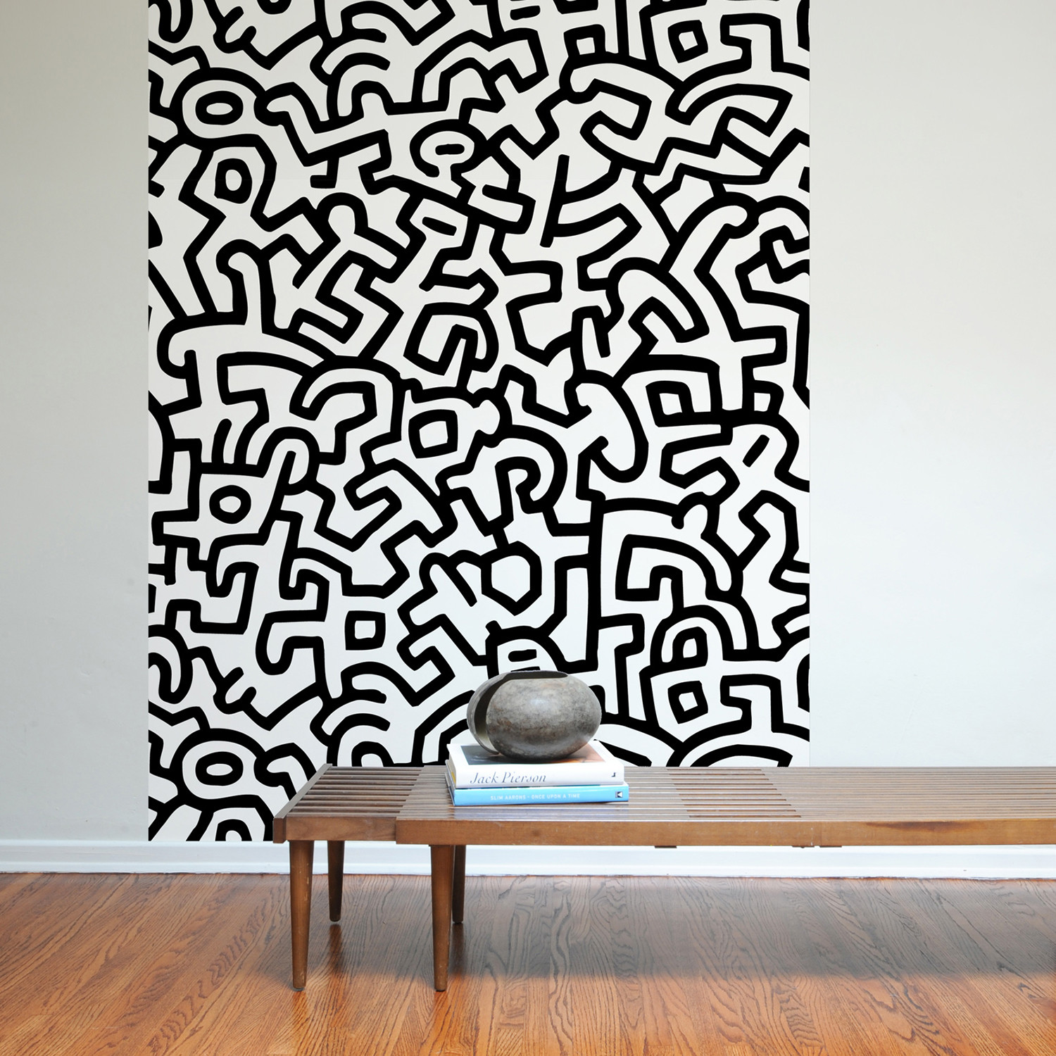 Keith Haring Wall Tiles Blik Touch Of Modern