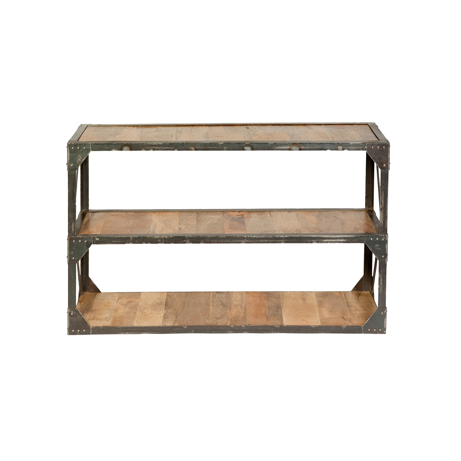 Consola Industrial Industrial Console Cdi Furniture Touch Of Modern