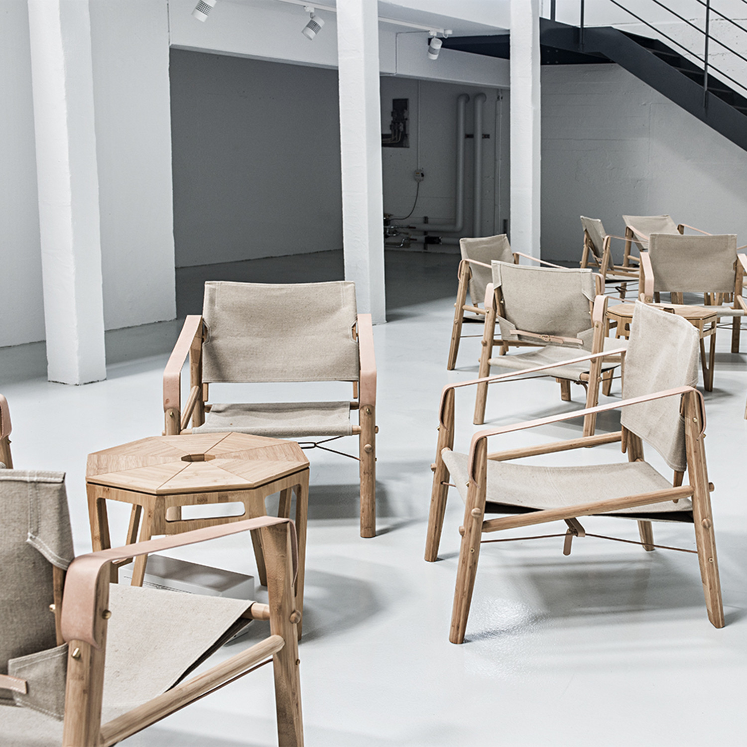 We Do Wood Nomad Chair Natural We Do Wood Touch Of Modern