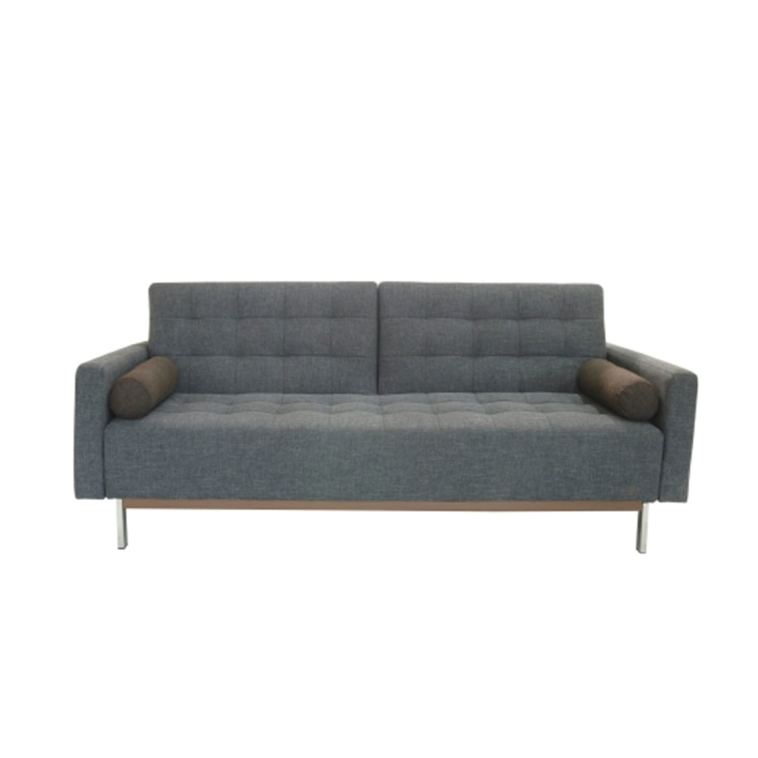 Click N Clack Sofa Click Clack Gray The Smart Sofa Touch Of Modern