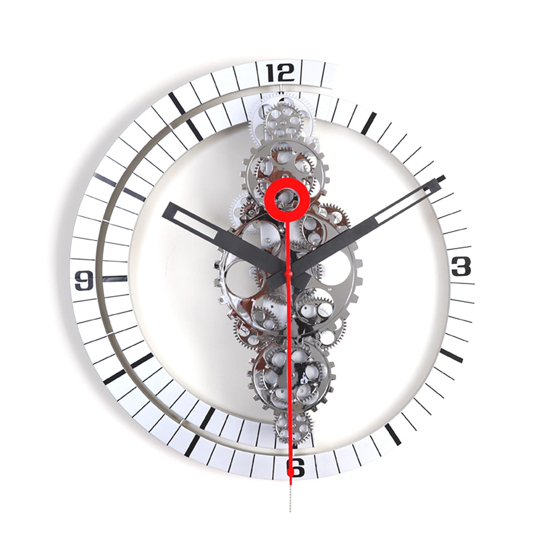 Fullsize Of Gear Wall Clock