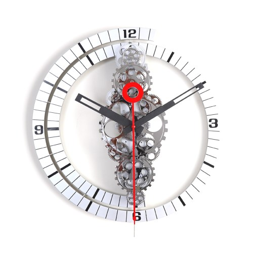 Medium Crop Of Gear Wall Clock