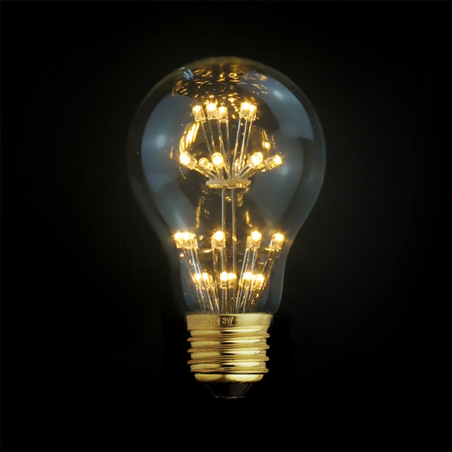 Edison Led Glühbirne E27 Led Edison Fireworks Light Bulb Type A Light With
