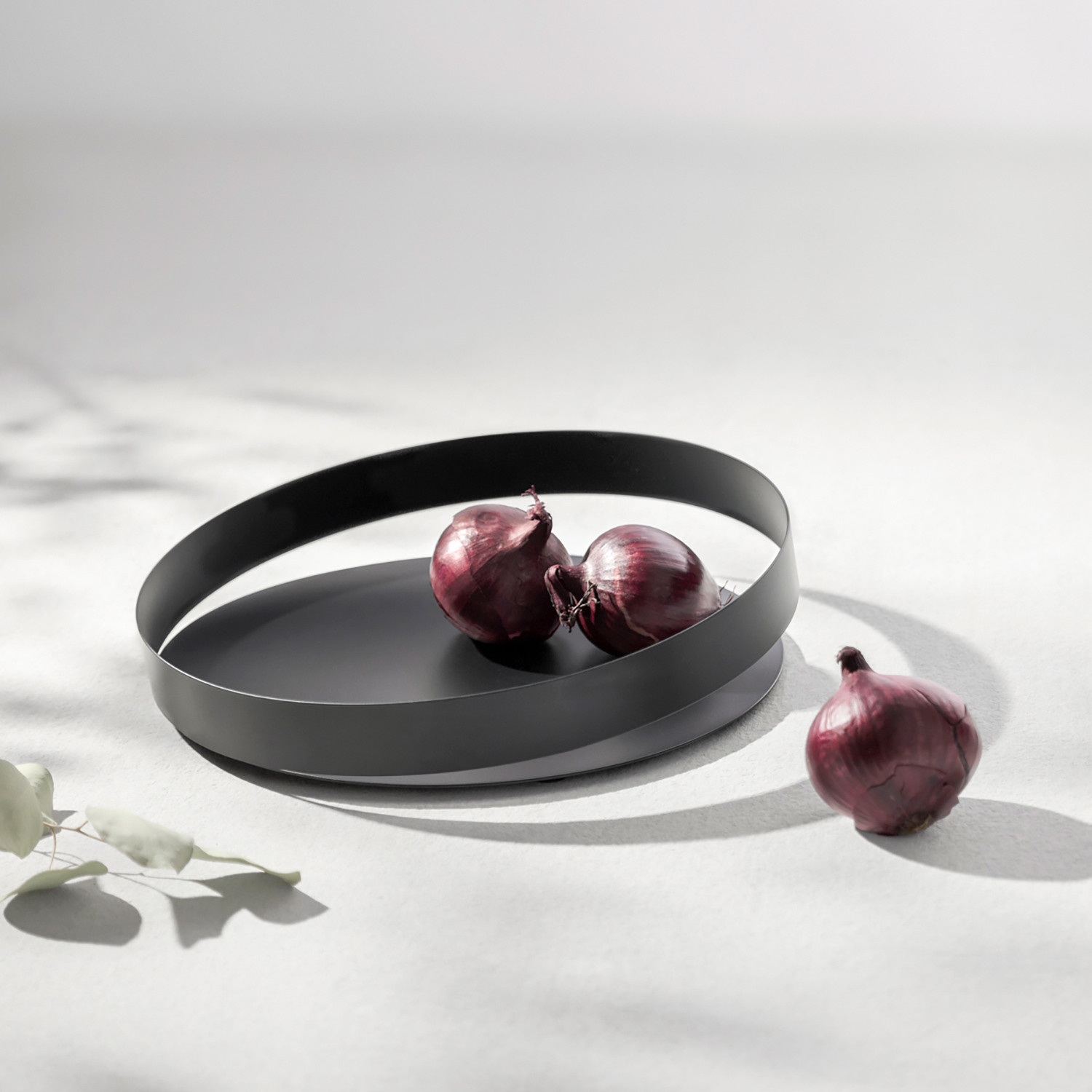 Modern Metal Fruit Bowl Orbis Fruit Bowl Silver Beyond Object Touch Of Modern